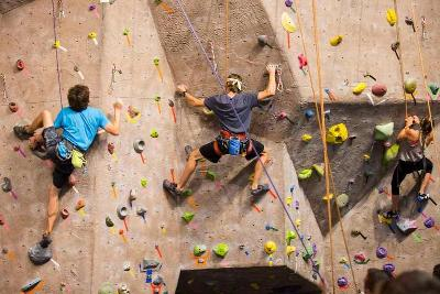 Climb @ Noon for Fac / Staff - CANCELED